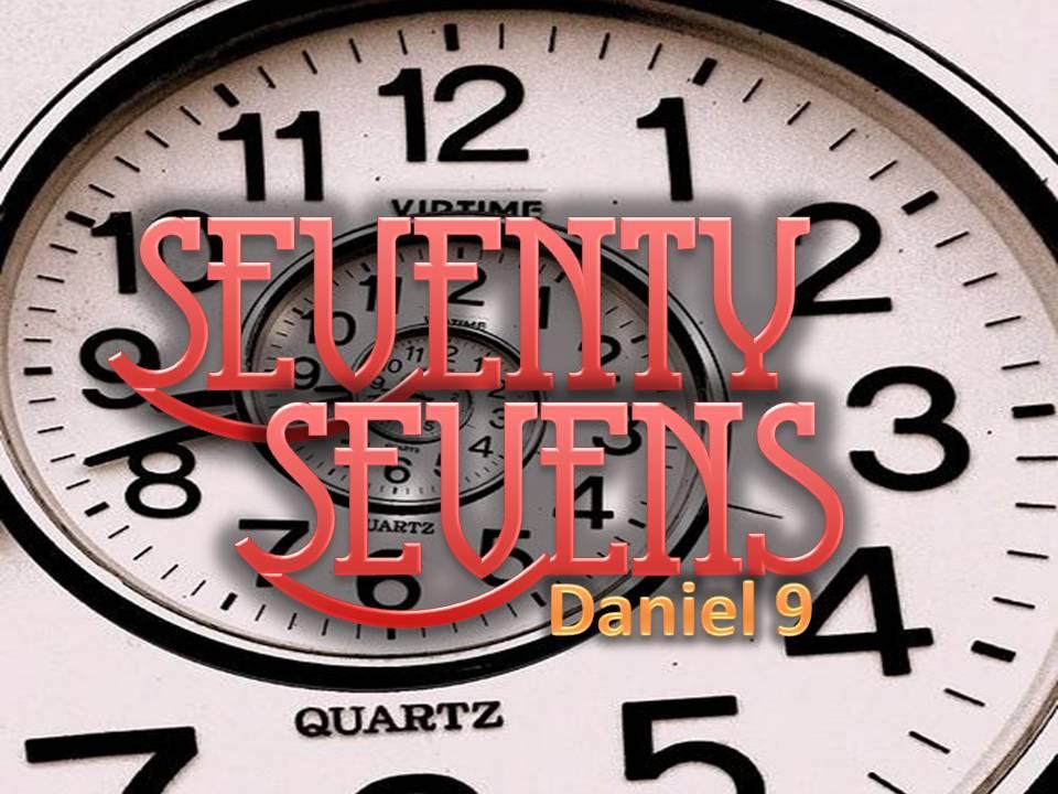Daniels Seventy Sevens