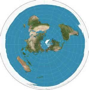 Azimuth Flat Earth